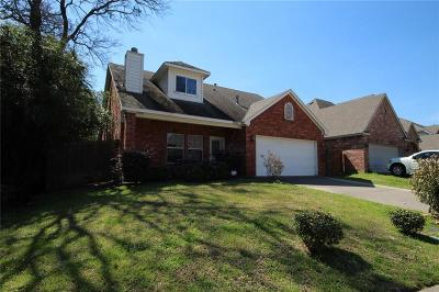 Irving Single Family Home For Sale: 1710 W 8th Street