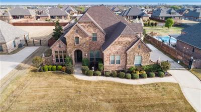 Fort Worth Single Family Home For Sale: 1240 Durango Springs Drive