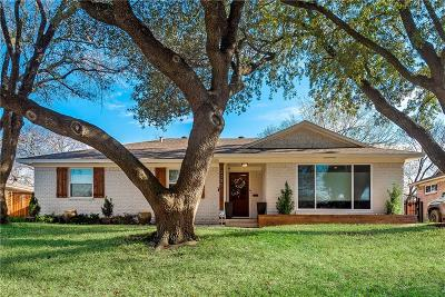 Dallas County, Denton County, Collin County, Cooke County, Grayson County, Jack County, Johnson County, Palo Pinto County, Parker County, Tarrant County, Wise County Single Family Home For Sale: 2351 Saint Francis Avenue