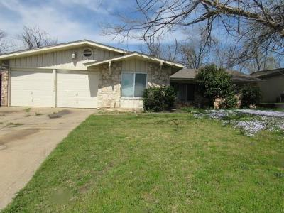 Fort Worth Single Family Home For Sale: 3120 SW Loop 820