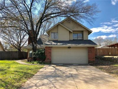 Grand Prairie Single Family Home For Sale: 4365 Hemingway Drive