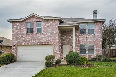 Little Elm Single Family Home For Sale: 2520 Cherry Drive