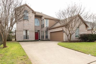 North Richland Hills Single Family Home For Sale: 6820 Greenleaf Drive