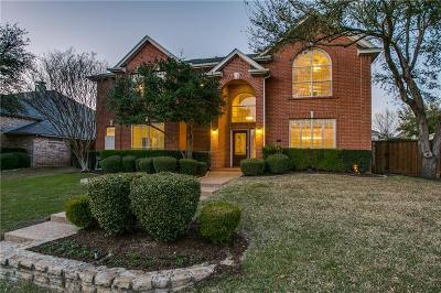Collin County, Denton County Single Family Home For Sale: 6133 Palomino Drive