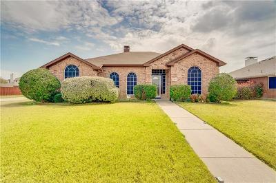 Mesquite Single Family Home For Sale: 2608 Ash Creek