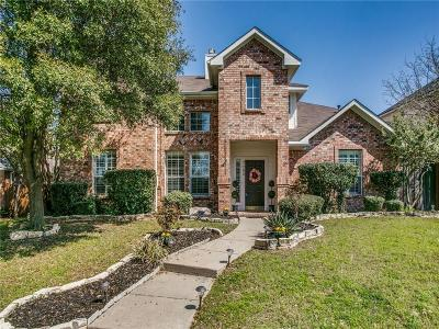 Frisco Single Family Home For Sale: 7700 Parkbrook Drive