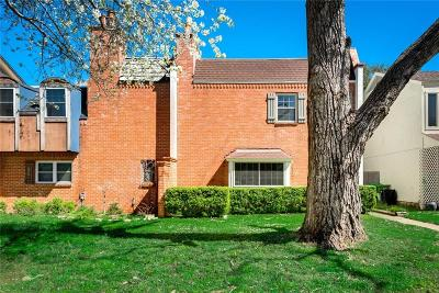 Tarrant County Townhouse For Sale: 2225 Spanish Trail