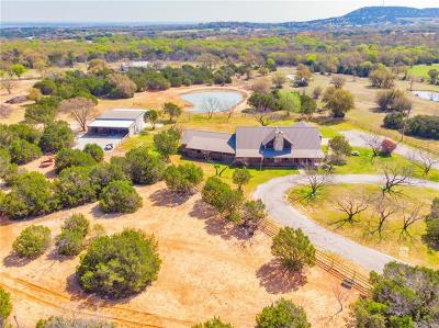 Granbury Single Family Home For Sale: 4331 Paluxy Highway