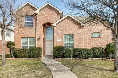 Allen Single Family Home For Sale: 1641 Salvia Springs Drive
