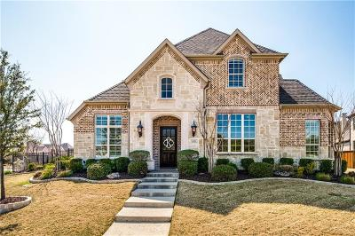 Frisco Single Family Home For Sale: 6319 Canyon Ranch Road
