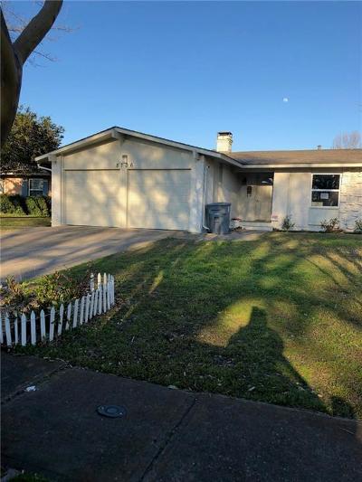 Dallas TX Single Family Home For Sale: $298,000