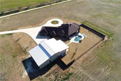 Abilene Single Family Home For Sale: 6502 Peppergrass Lane