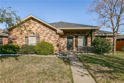 Seagoville Single Family Home For Sale: 1209 Crosscreek Lane
