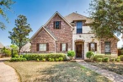 Keller Single Family Home For Sale: 807 Veiled Court