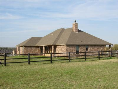 Mineral Wells Single Family Home For Sale: 105 Live Oak Drive
