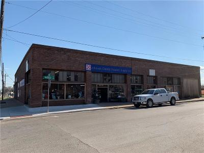 Commercial For Sale: 302 S Caddo Street