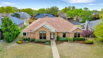 Richardson Single Family Home For Sale: 2210 Buttercup Drive