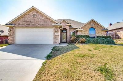 Weatherford Single Family Home For Sale: 312 Jade Lane
