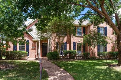 Collin County Single Family Home For Sale: 5825 Misted Breeze Drive