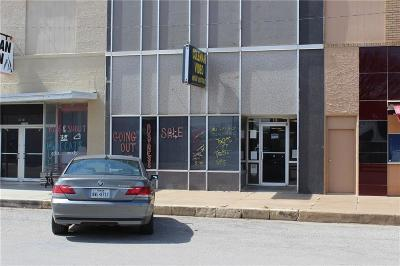 Commercial For Sale: 116 S Commercial Avenue
