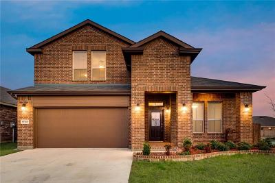 Haslet Single Family Home For Sale: 14100 Rabbit Brush Lane