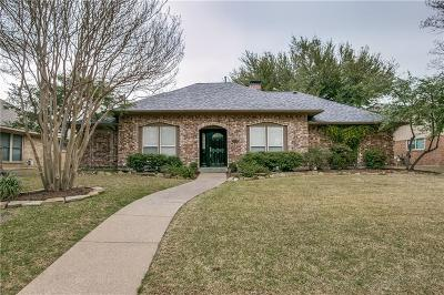 Plano Single Family Home For Sale: 2225 Bunker Hill Circle