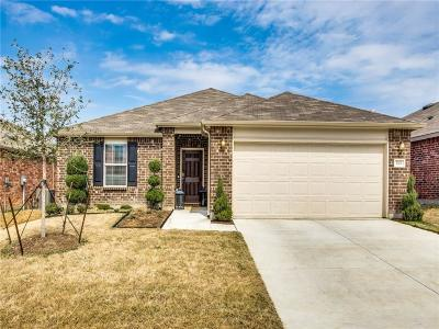Aubrey Single Family Home For Sale: 1745 Trace Drive