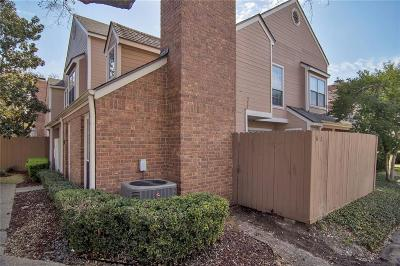 Dallas Condo For Sale: 17820 Windflower Way #602