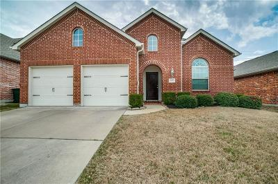Forney Single Family Home For Sale: 2052 Dripping Springs Drive