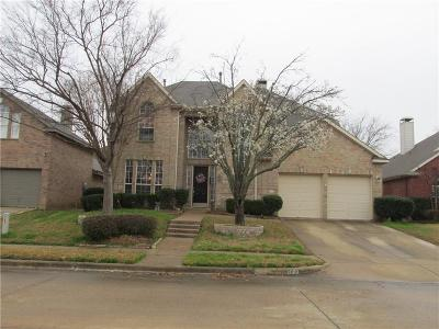 Keller Single Family Home For Sale: 2000 Old York Drive