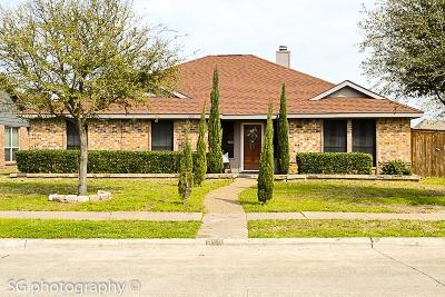 Garland Single Family Home For Sale: 6018 Lakebrook Drive