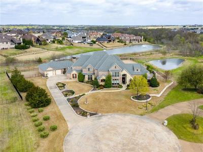 Single Family Home For Sale: 530 Ridge Point Drive