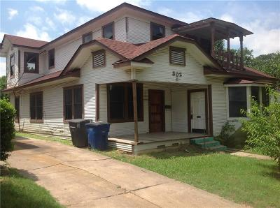 Dallas Single Family Home For Sale: 302 E 6th Street