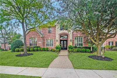 Flower Mound Single Family Home For Sale: 4916 Bosque Court