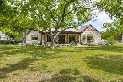 Single Family Home For Sale: 6100 Peden Road
