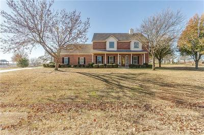 Dallas County, Denton County, Collin County, Cooke County, Grayson County, Jack County, Johnson County, Palo Pinto County, Parker County, Tarrant County, Wise County Single Family Home For Sale: 3028 Big Springs Drive