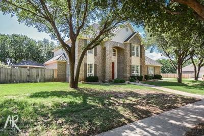 Single Family Home For Sale: 5302 Peppermill Lane