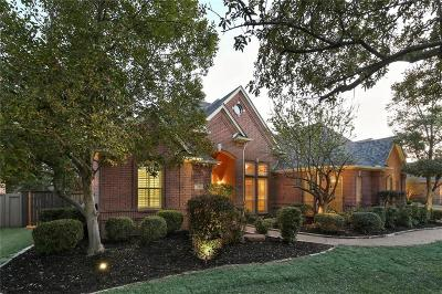 Southlake Single Family Home For Sale: 320 Glenrose Court