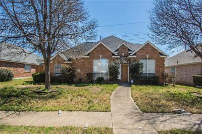 Plano Single Family Home For Sale: 3404 Bluegrass Drive