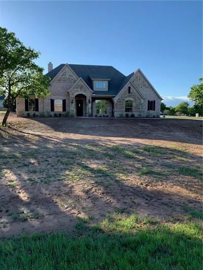 Parker County Single Family Home For Sale: 119 Oak Bend Trail