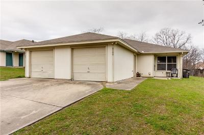 Fort Worth Multi Family Home Active Option Contract: 8100 Julie Avenue