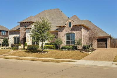 Prosper Single Family Home Active Option Contract: 1060 Warren Drive