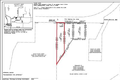 Collin County Residential Lots & Land For Sale: 17244 County Road 656