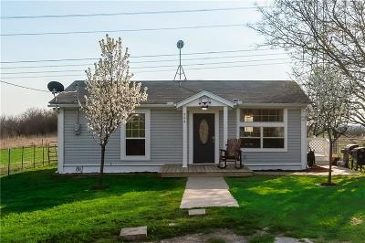 Waxahachie Single Family Home For Sale: 444 Mesa Road