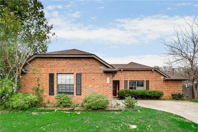 Mesquite Single Family Home For Sale: 301 Hunters Creek Drive