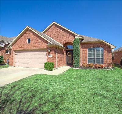 Fort Worth Single Family Home For Sale: 529 Darlington Trail
