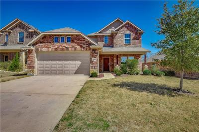 Little Elm Single Family Home For Sale: 2200 Eppright Drive
