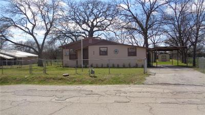 Mineral Wells TX Single Family Home For Sale: $99,900