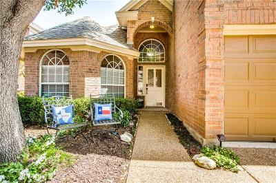 Addison Single Family Home Active Option Contract: 14624 Windsor Court