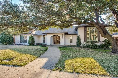 Dallas Single Family Home For Sale: 8622 Vista View Drive